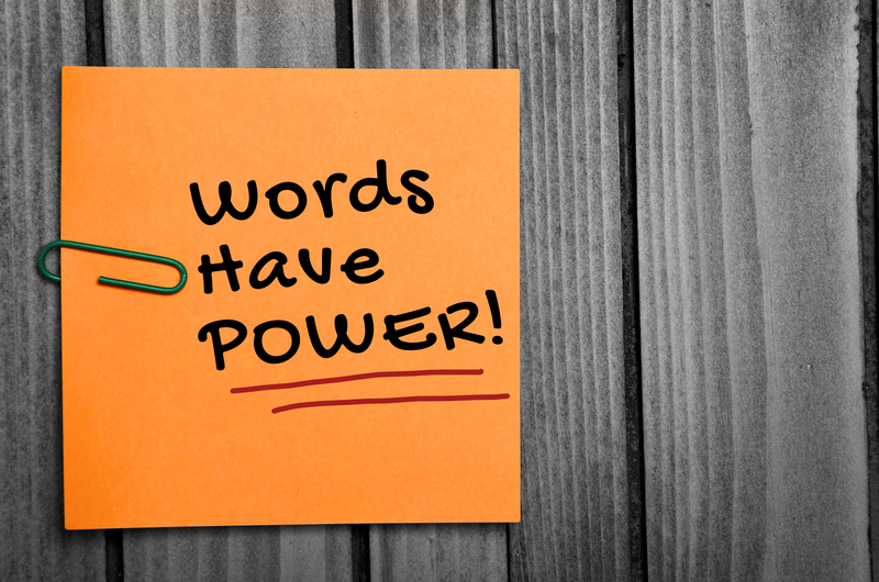 http://www.dreamstime.com/stock-photography-words-have-power-word-orange-notes-image59739852