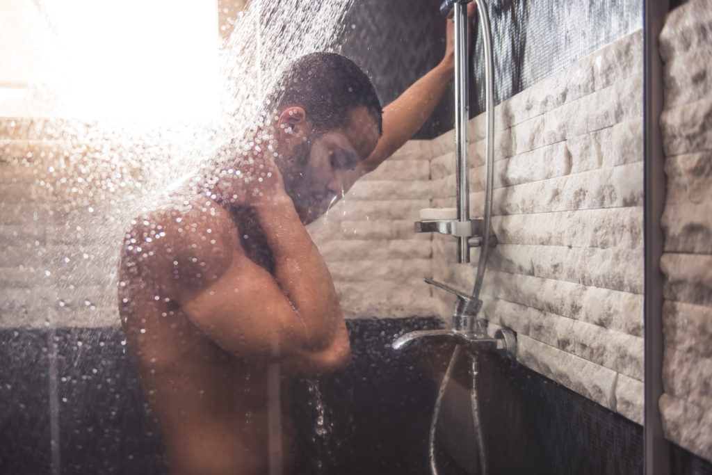 Disturbing Thoughts I Have in The Shower I've Been Afraid To Share Publicly… Until Now